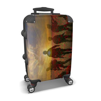 Suitcase, Poppie/Soldier