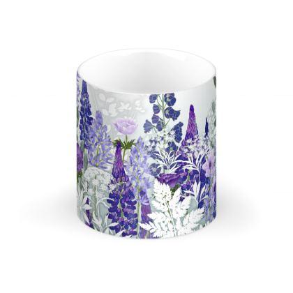 Daydream in Blue Regular Bone China Mug