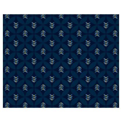 Geometric Sixties Kimono