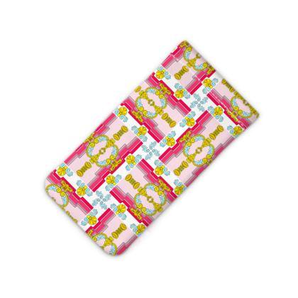 Roads of Barcelona - Pink - iPhone Slip Case