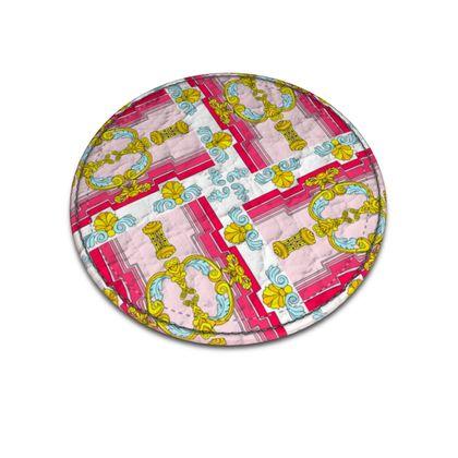 Roads of Barcelona - Pink - Coasters