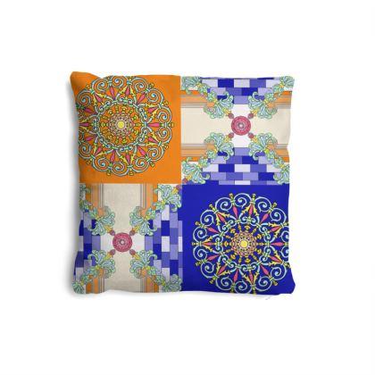 Roads of Barcelona - Blunge - Pillow Set