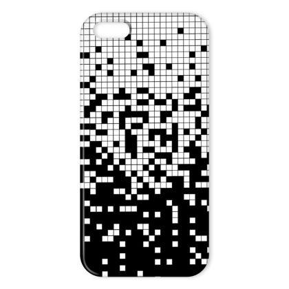 Pixels - iPhone Case