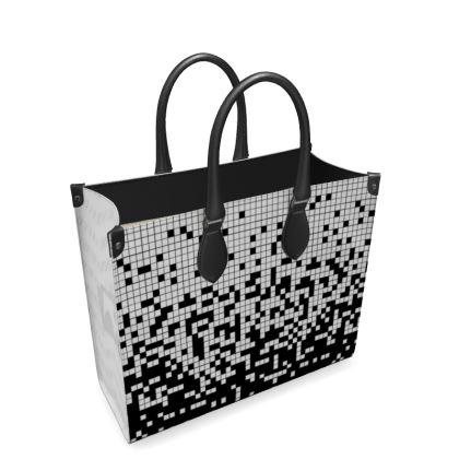 Pixels - Shopper Bag