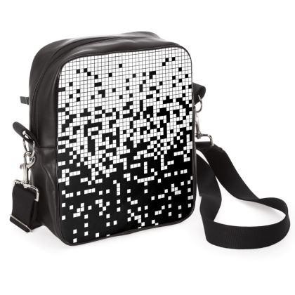 Pixels - Shoulder Bag