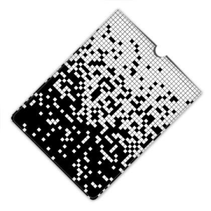 Pixels - iPad Mini Case