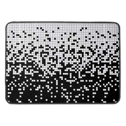 Pixels - Bath Mat