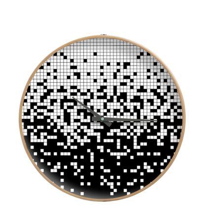 Pixels - Clock