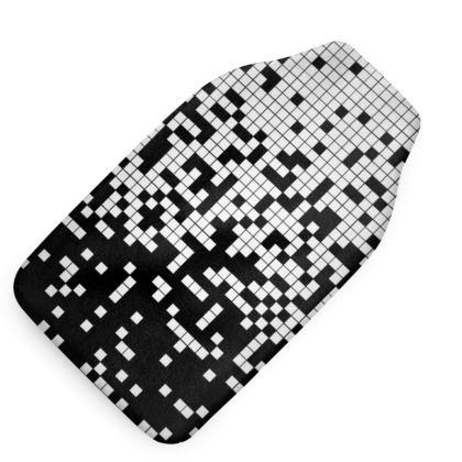 Pixels - Hot Water Bottle