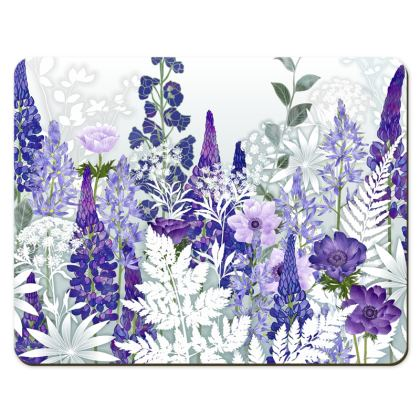 Placemats - Daydream in Blue