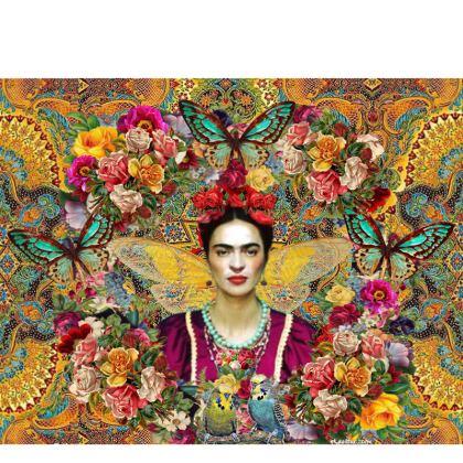 Frida Kahlo Tuscany