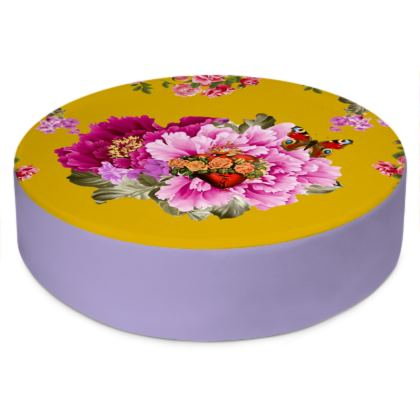 Big Yellow And Beautiful - Lavender