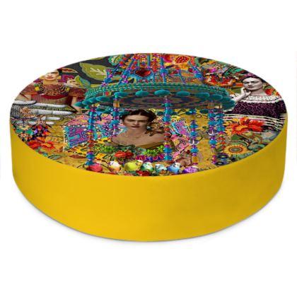 Decorating Frida - Sunflower Yellow