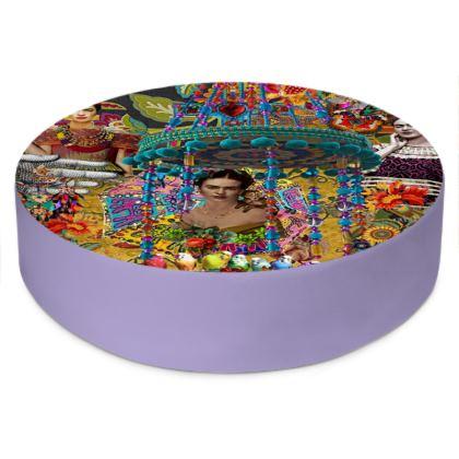 Decorating Frida - Lavender