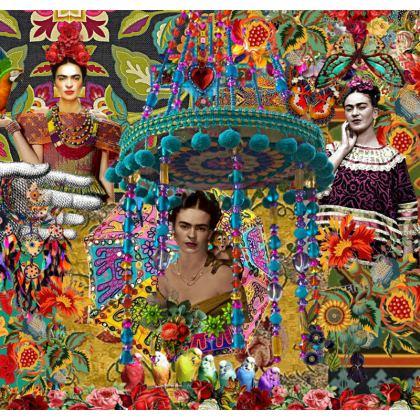 Decorating Frida