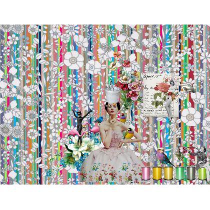 Dear Liza Kimono