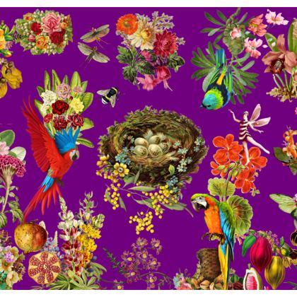 Nesting In Lavender