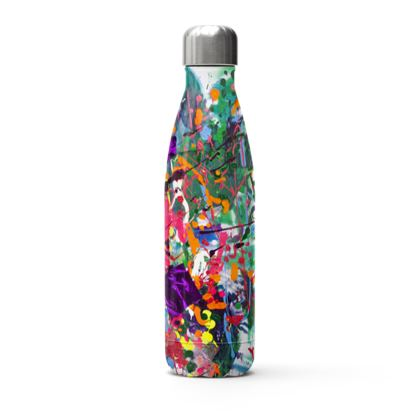 Stainless Steel Thermal bottle colorful life