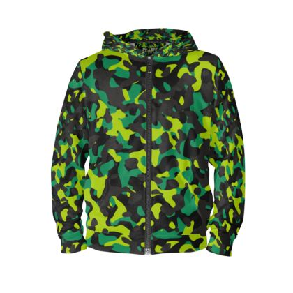 Camo for the City Hoodie