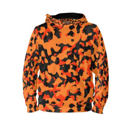 Streetwear Camouflage Hoodie