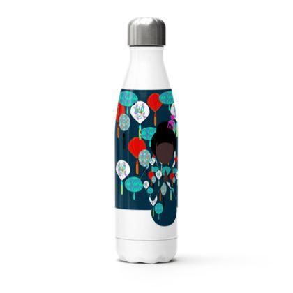 drink bottle dark