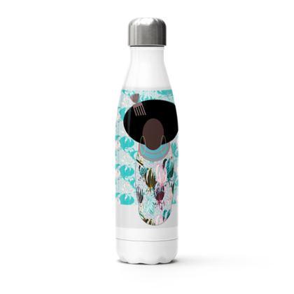 drink bottle afro nesting doll