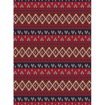 Trays Mayan Pattern