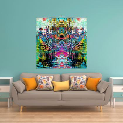 Wall Hanging Abstract 1