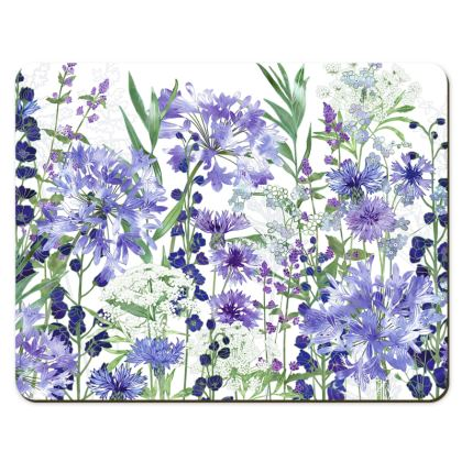 Placemats - Agapanthus Meanderings