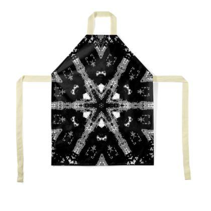 Snow flake aprons