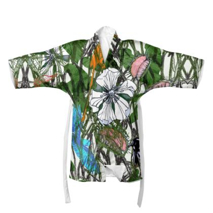 kimono modern Art Deco