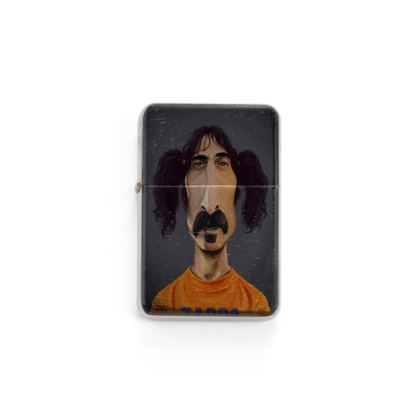 Frank Zappa Celebrity Caricature Lighter