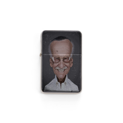 Stan Lee Celebrity Caricature Lighter