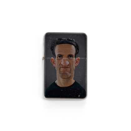 Casey Neistat Celebrity Caricature Lighter