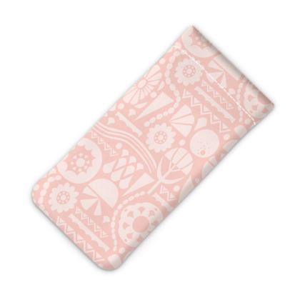 Eclectic Garden Pink iPhone Slip Case