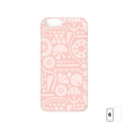 Eclectic Garden Pink iPhone 6 Case