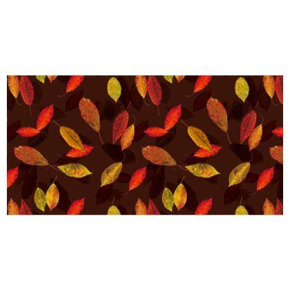 Leuchtender Herbst / Brieftasche