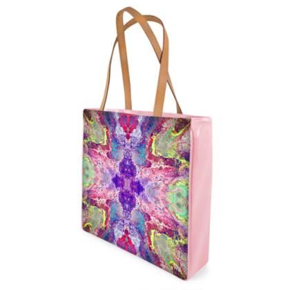 Vivid Shopping/Swimming Bag