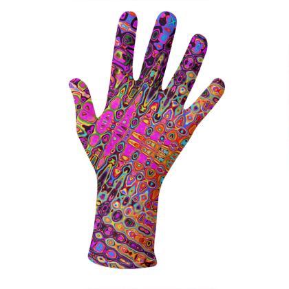 Gloves Vintage Splashes