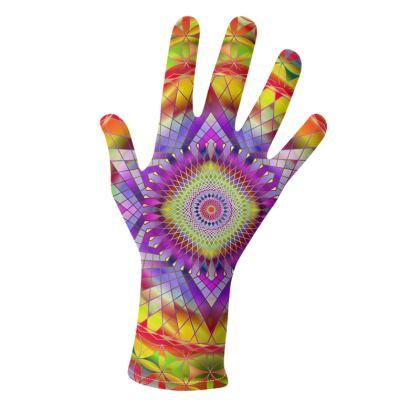 Gloves Snowflake