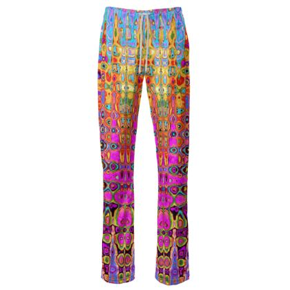Womens Trousers Splashes