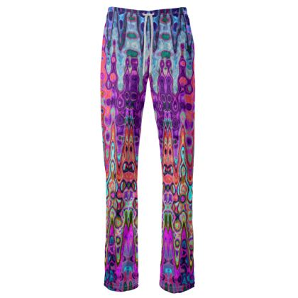 Womens Trousers Splashes 4