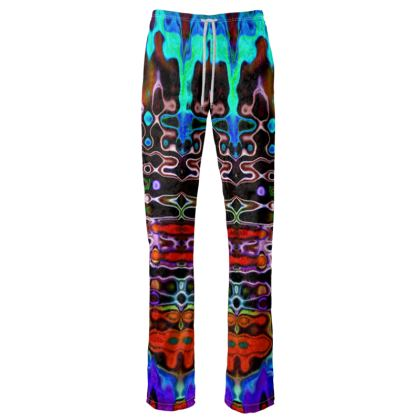 Womens Trousers Splashes 5