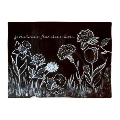 Rêver avec la vie en fleur