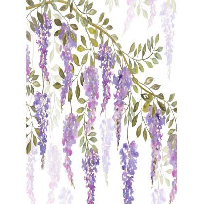 Tray - Wisteria Blossoms