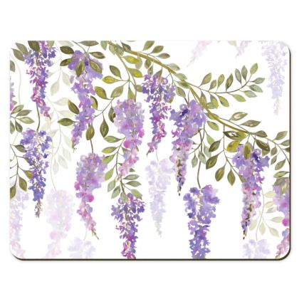 Placemats - Wisteria Blossoms