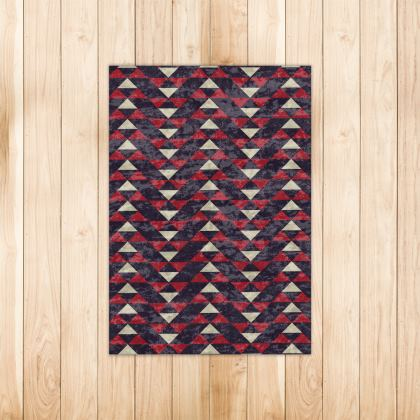 Rugs Mayan Pattern