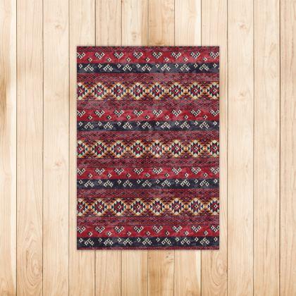 Rugs Mayan Pattern 4