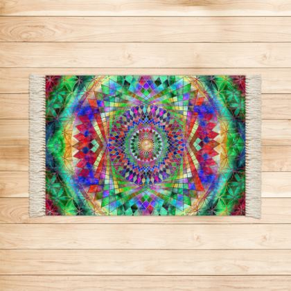 Rugs Rainbow Mandala
