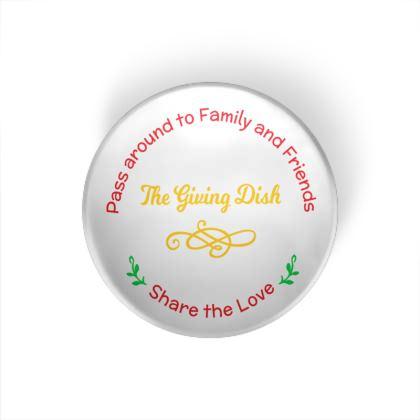The Giving Dish Ornamental Bowl